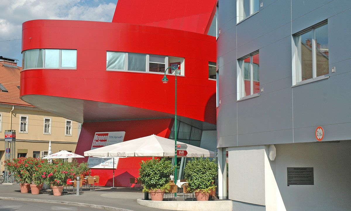 "Bürogebäude ""Krone Center"" in 8010 Graz"