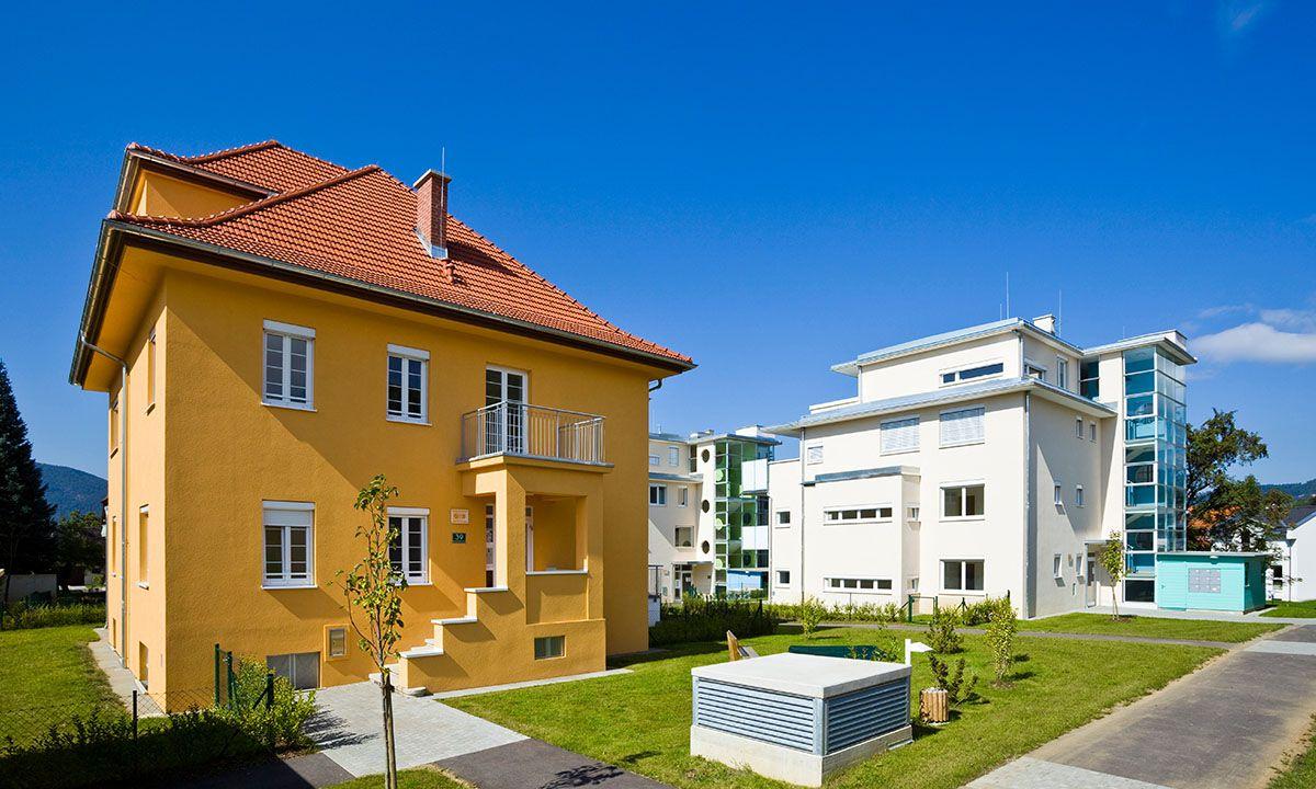 Wohnbau Radegunderstraße in 8045 Graz
