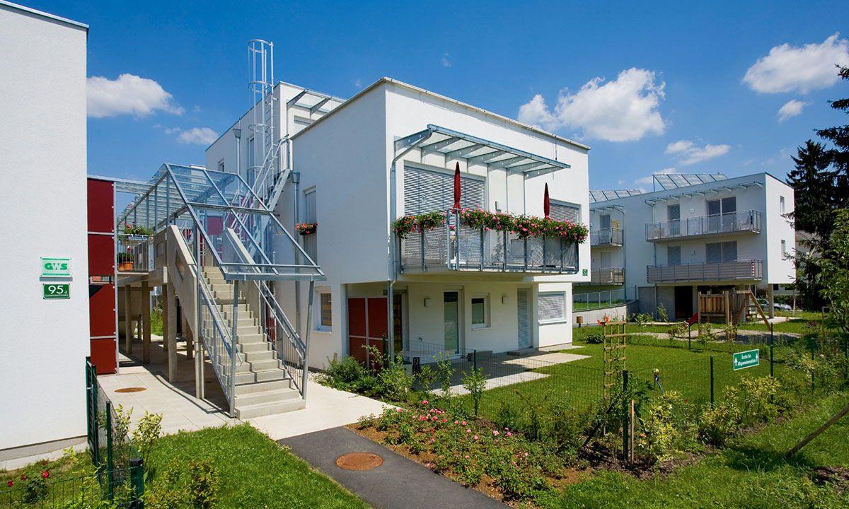 Wohnbau Gartenstadtstrasse in 8010 Graz