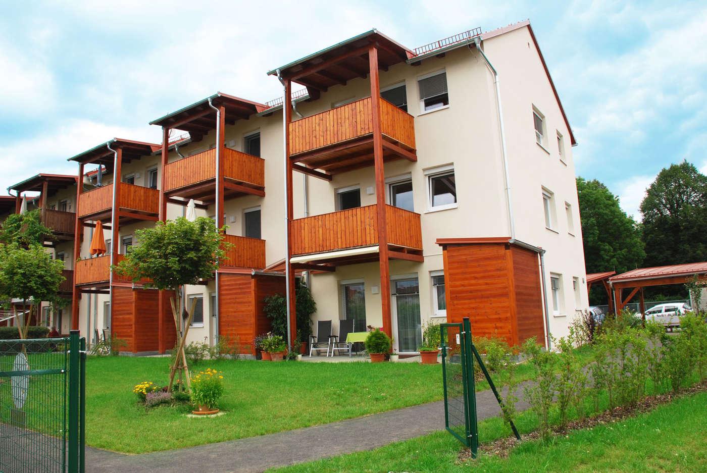 Wohnbau in 8443 Gleinstätten