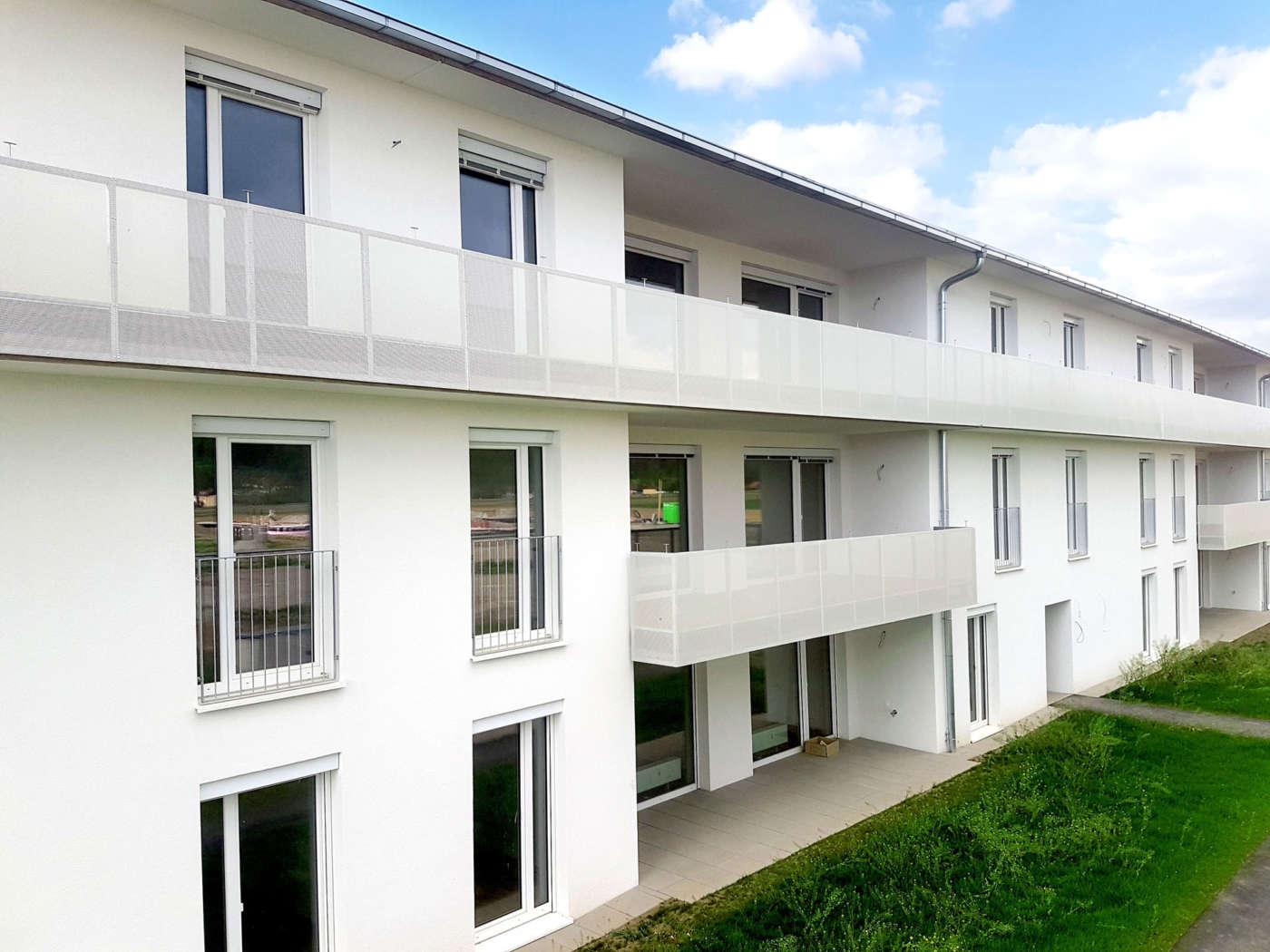 Wohnbau am Moßanger in 8071 Hausmannstätten