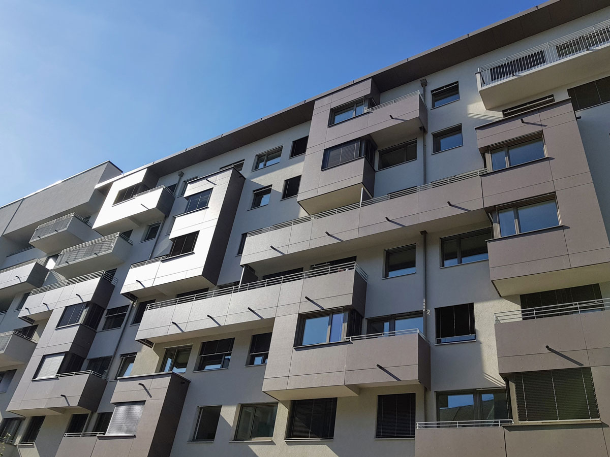 "Studentenwohnheim ""Greenbox West"" in 8020 Graz"