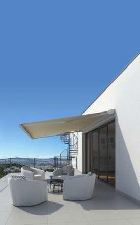 Gelenkarmmarkise Sonnenschutz Dr. Maitz für Innen & Außen Markise Graz GU Leibnitz